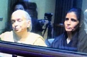 Kulbhushan Jadhav LIVE: Mother, wife meet jailed Indian after 22-month wait. See pics