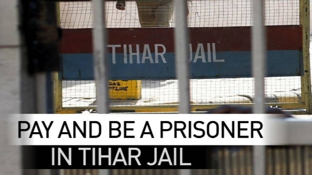 Want to 'feel' like a prisoner without committing a crime? Tihar Jail is the destination!