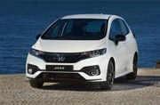 Honda Jazz gets a facelift, goes on sale in UK