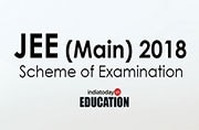 JEE (Main) 2018: Check out examination scheme here