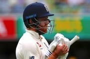 ECB say they have talked to Jonny Bairstow over alleged 'Cameron Bancroft headbutt' incident