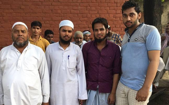 Family of Junaid