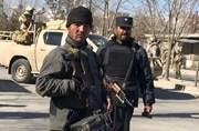 Suicide bomb attack at Afghan news agency in Kabul kills 40