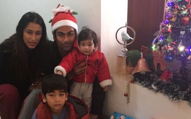 Photo tweeted by Mohammad Kaif