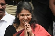 2G scam a conspiracy to derail DMK: Kanimozhi