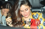 PHOTOS: Kareena, Karisma party with buddies Malaika and Amrita
