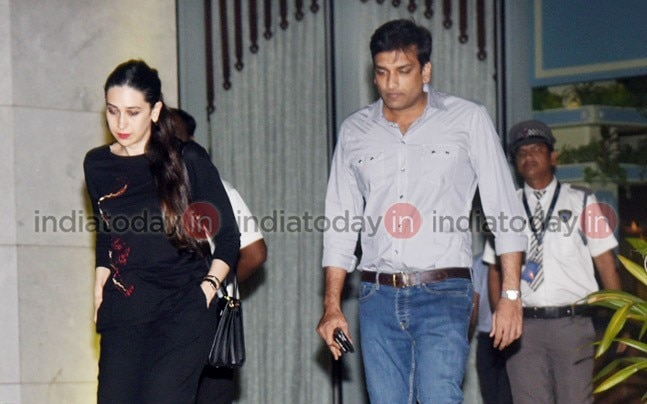 Second marriage for Karisma Kapoor and Sandeep Toshniwal? Randhir