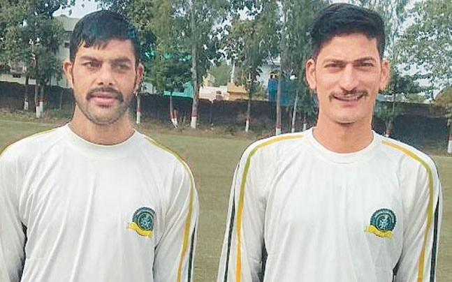 Md Tariq and Md Shafqat, who are training at the Dehradun Youth Foundation, along with hundreds of youths from Uttarakhand. All are preparing to join the Indian Army.