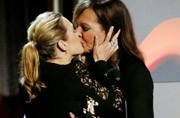 Kate Winslet and Allison Janney
