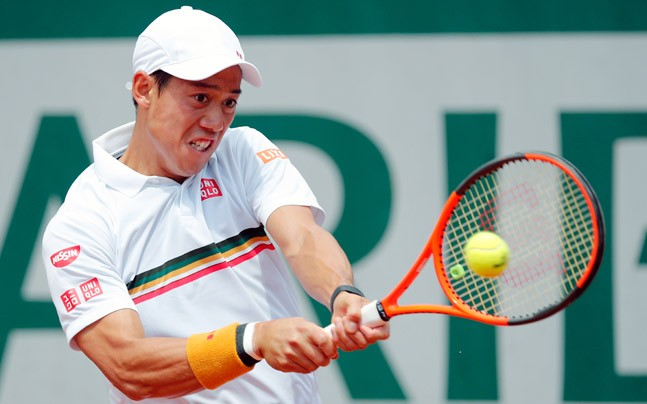 Nishikori withdraws from Australian Open