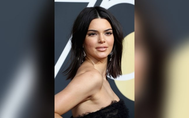 Kendall Jenner talks about going to the Golden Globes with