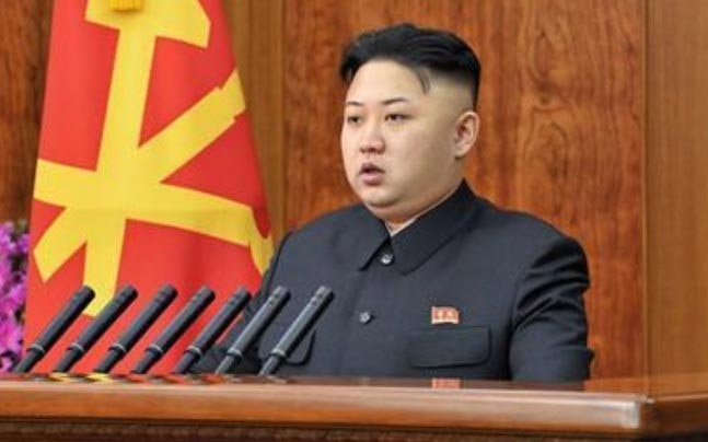 North Korean dictator Kim Jong-Un. Photo: Reuters