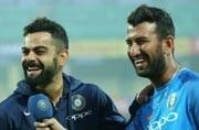 Virat Kohli says he has learnt scoring big hundreds from Cheteshwar Pujara