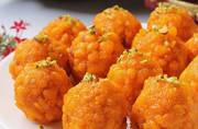 Here's how you can celebrate Ganesh Chaturthi with Ganesha's favourite, motichoor laddoos