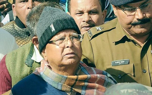 Lalu Prasad Yadav (Photo: PTI)