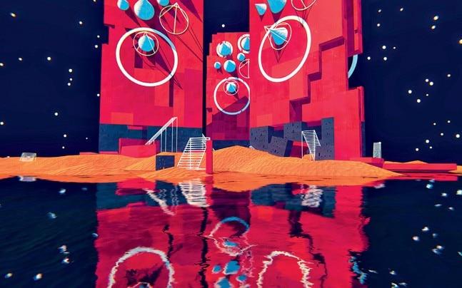 Screenshots from Oleomingus' games