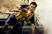 China's new action hero is a product of People's Liberation Army. With a six-pack!
