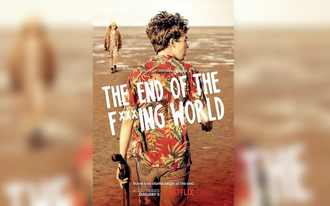 The End of the F***ing World. Source: Netflix