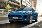 Porsche Macan facelift spotted ahead of International debut