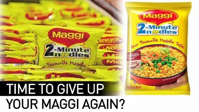 Maggi admits presence of poisonous lead in it, SC revives case against Nestle India!