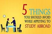 studying abroad: What not to do