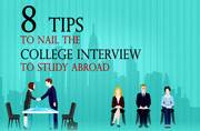 college interview tips to study abroad
