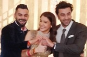 Virat and Anushka Mumbai reception details: Ranbir Kapoor friendzoned, SRK dances the night away