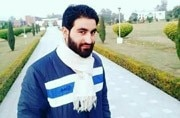 Mannan Wani, the AMU scholar believed to have joined the Hizbul Mujahideen