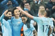 Premier League: Record-breaking Manchester City disappearing into the distance
