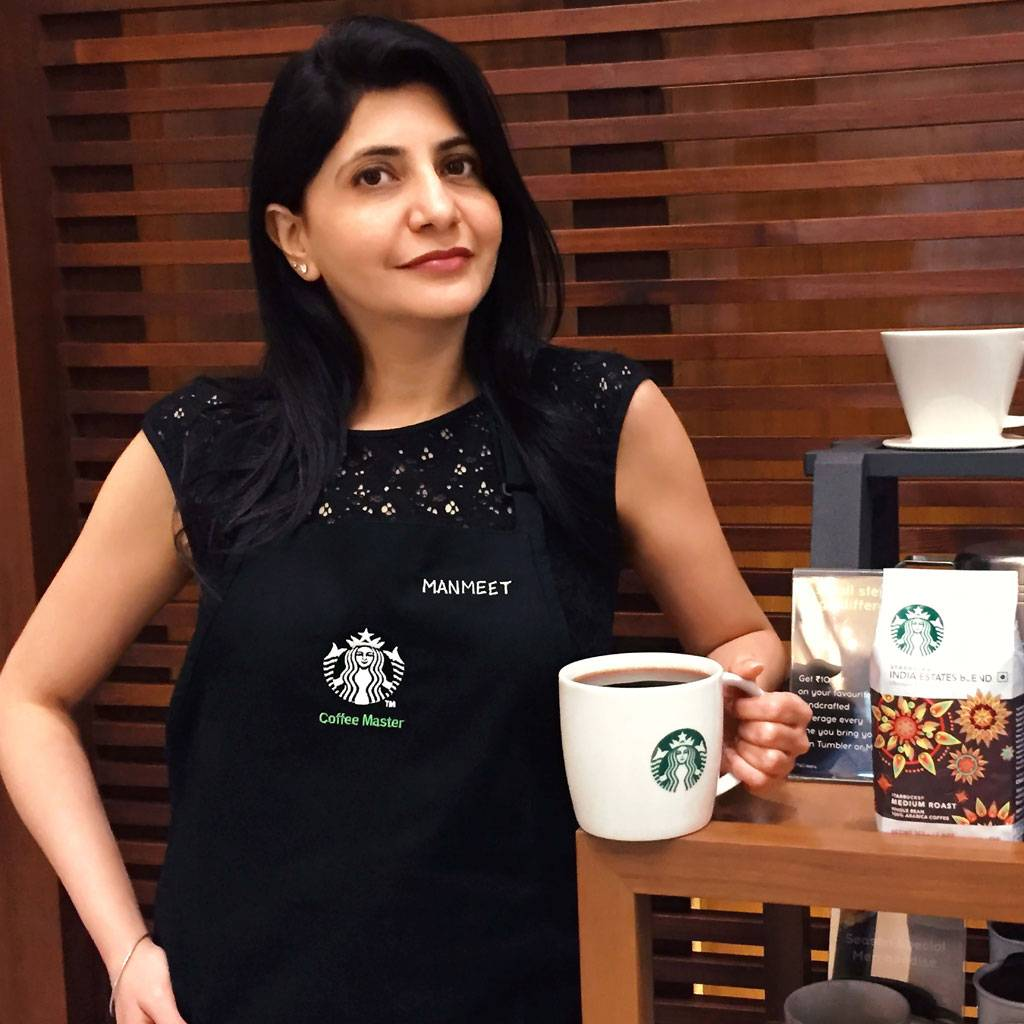 Meet Manmeet Vohra, the brain behind Starbucks' massive growth in India
