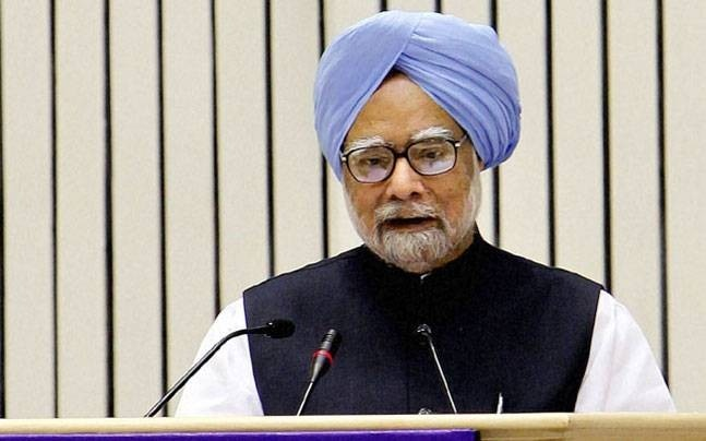 Manmohan Singh. PTI photo
