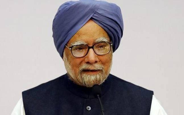Dr Manmohan Singh.