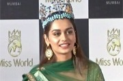It's not just a beautiful face that wins the competition: Miss World Manushi Chhillar