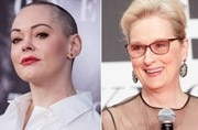 Rose McGowan attacks Meryl Streep over Golden Globes protest: I despise your hypocrisy