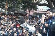 Yuva Rally LIVE: Nobody believes I instigated Bhima Koregaon violence, says Jignesh Mevani