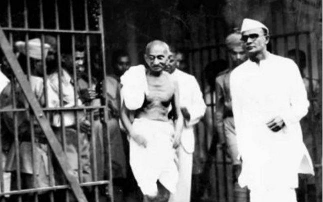 Mahatma Gandhi was arrested on March 10, 1922
