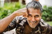 Throwback to all of Milind Soman's past girlfriends