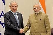 Out of the closet: Narendra Modi to make history as first Indian PM to visit Israel