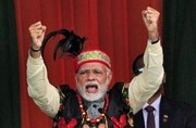 PM Modi's Rs 90000 cr boost for northeast roads, Mizoram to be gateway to southeast Asia
