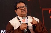 CPI(M) leader Moinul Hassan at the India Today Conclave East 2017 in Kolkata.