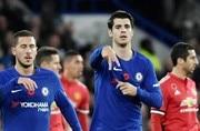 Premier League: Morata strike hands Chelsea 1-0 win over Manchester United