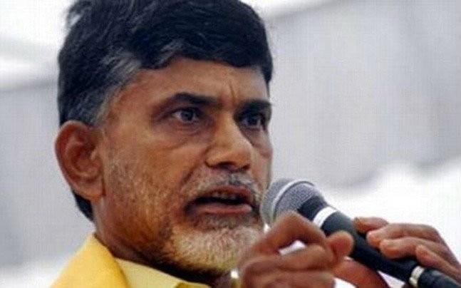 Andhra CM Chandrababu Naidu