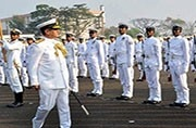 India Navy Chief Admiral Sunil Lanba visits Bangladesh for multilateral naval exercise: Highlights