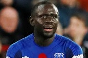 Everton's Oumar Niasse becomes first Premier League player to be charged for diving
