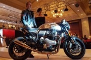 Norton and Kinetic collaboration brings two motorcycles for the Indian market, Commando and Dominator