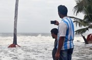 Ockhi cyclone survivor recounts ordeal: Saw my friends drown, was helpless