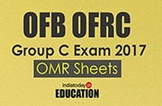 OFB OFRC Group C Exam 2017: OMR Sheets released at ofrcapply.com