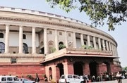 Irony of Congress disrupting Winter Session of Parliament