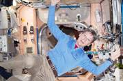 Peggy Whitson, world's oldest spacewoman to spend 665 days in the outer space