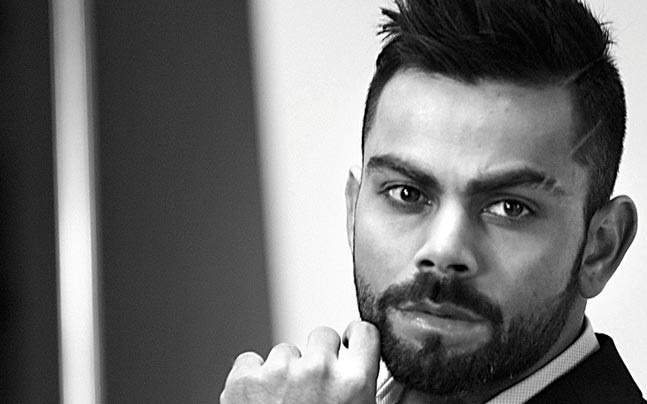 Virat Kohli is very particular about making the most of every momentis